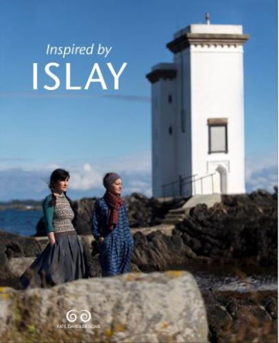 Inspired by Islay by Kate Davies