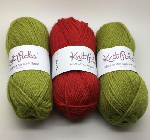 Wool of the Andes Sport Weight