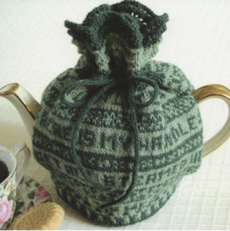 I'm a Little Teapot Cosy Kit
