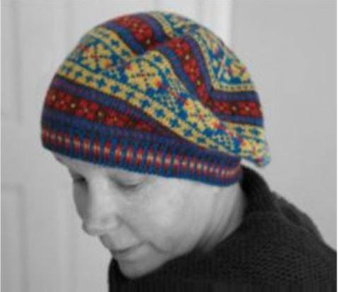 Heritage Tam Kit  by Mary the Knitter