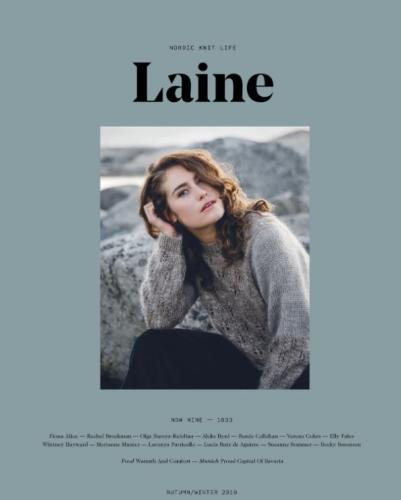 Laine Magazine 9 - Autumn 2019