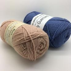 British Breeds Guernsey Yarn - Mixed pack