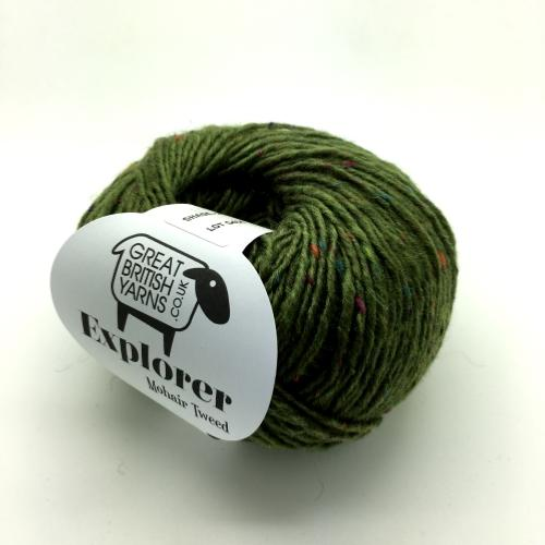 Explorer Mohair Tweed