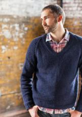 Barrett Pullover by Veronik Avery