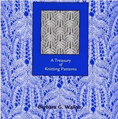 Barbara G Walker - A Treasury of Knitting Patterns