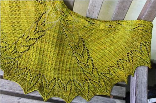 Maia Shawl by Romi Designs