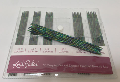 KnitPicks Caspian Double Pointed Needle Sets