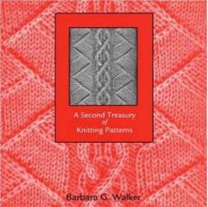 Barbara G Walker - Second Treasury of Knitting Patterns